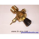 Robinet détendeur oxygène pour poste à souder Oxypower R110 Campingaz