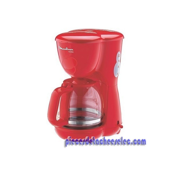 Verseuse Rouge 12 Tasses Pour Cafeti Re Noveo Rouge