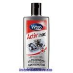 Creme nettoyante pour inox et chrome 250ML de W-pro
