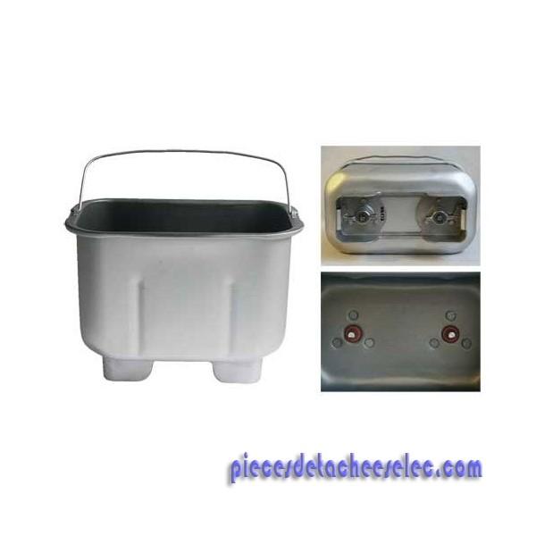 pales x2 pour machine à pain bread maker xxl / baguette moulinex