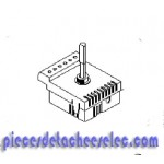Commutateur pour plaque electrique AKM894 de Whirlpool