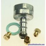Pochette Injecteurs Gaz Butane/Propane Pour Plaque de Cuisson TLE63 Scholtès