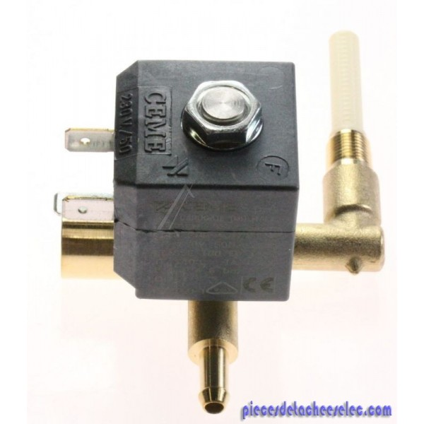 Lectrovanne bobine pour g n rateur vapeur pro perfect express liberty rowenta seb - Electrovanne centrale vapeur calor ...