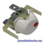 Interrupteur On / Off pour Générateur Vapeur Pro Minute Aquaplus Calor / SEB / Rowenta