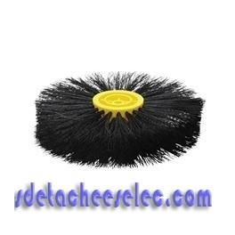brosse rotative balayeuse pour nettoyeur haute pression. Black Bedroom Furniture Sets. Home Design Ideas