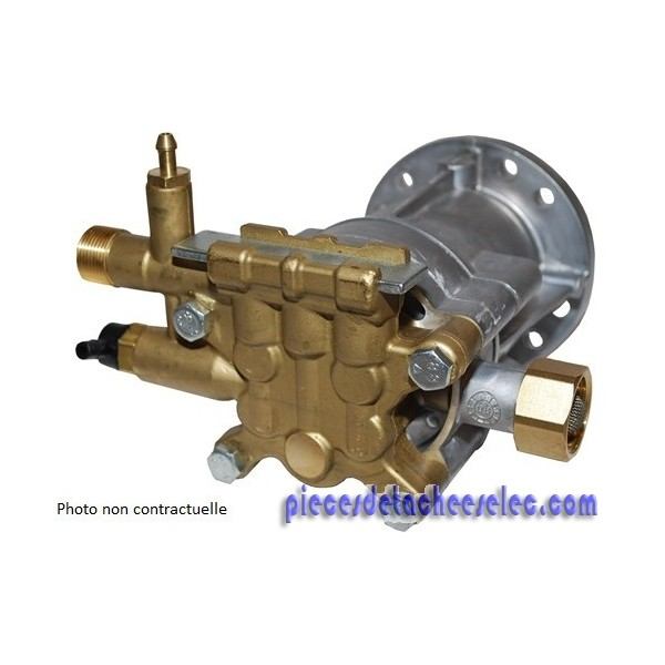 Kit de pompe inox chrome pour nettoyeur haute pression karcher hd 6 15 cx plus pi ces - Pieces detachees nettoyeur haute pression ...