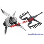 Couteaux + Fouët pour Thermomix TM 31 Vorwerk