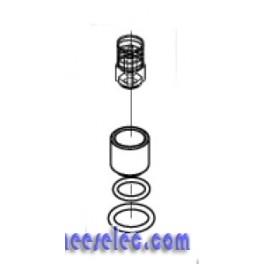 Clapet soupape anti retour pour nettoyeur haute pression nilfisk nettoyeur haute pression - Soupape anti vide ...
