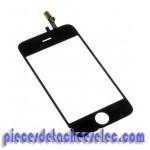 Vitre Noir pour iPhone 3GS