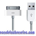 Cable USB pour Iphone / Ipod