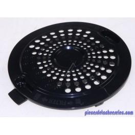 Grille du filtre noir pour Aspirateur Intensium Upgrade Rowenta