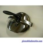 Couvercle Inox Complet pour Autocuiseur Novia 6 / 9 L Lagostina