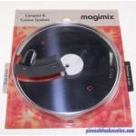 Disque à Emincer 4mm pour Robots Culinaires 17370 Magimix
