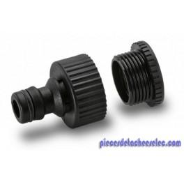 Adaptateur arriv e d 39 eau pour nettoyeur haute pression k rcher nettoyeur - Nettoyeur haute pression sans arrivee d eau ...