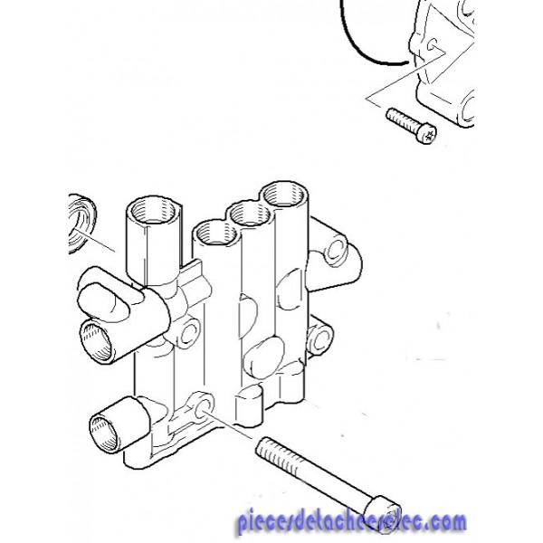 kit de pi ces de rechange de pompe huile pour nettoyeur haute pression eau chaude karcher hds. Black Bedroom Furniture Sets. Home Design Ideas