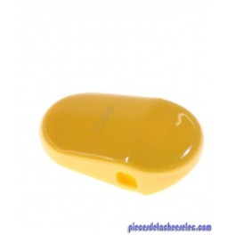 bouton clip jaune pour aspirateur dc05 dyson pi ces d tach es accessoires pi ces. Black Bedroom Furniture Sets. Home Design Ideas