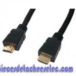 Cable Noir HDMI 5m
