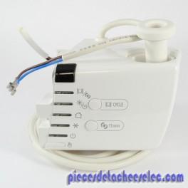 Kit Boitier De Commande Blanc Universel Avec Télécommande
