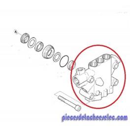 Culasse pour nettoyeur haute pression eau chaude hds1195 - Karcher eau chaude ...