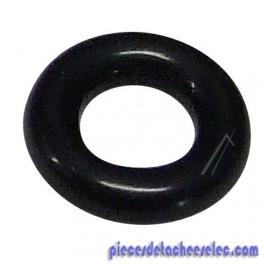 Joint Noir O-Ring en Silicone D 3.85 de Tube pour Cafetière & Expresso DELONGHI