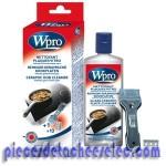 Kit Nettoyant pour Plaques Vitro Wpro