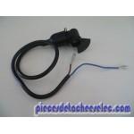 Connecteur + Inter Pressostat avec Câble du Module Coté Refoulement pour Nettoyeur Haute Pression Kärcher