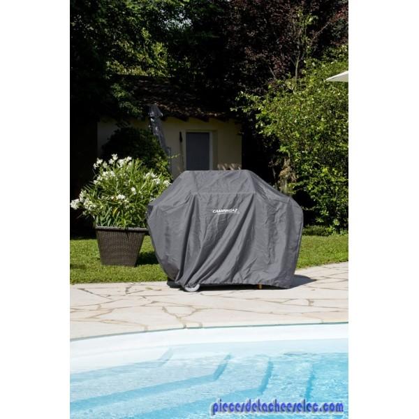 Housse premium taille xl pour barbecue campingaz ad la de for Housse barbecue campingaz xl