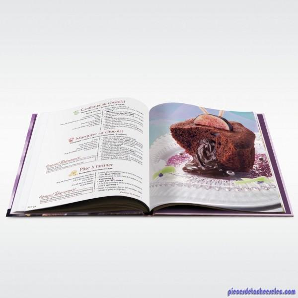 livre vorwerk quot desserts gourmands quot thermomix vorwerk pi 232 ces d 233 tach 233 es elec