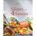 """Livre Vorwerk """"Les soupes en 4 saisons"""""""