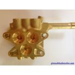 Culasse Tête de Pompe pour Nettoyeur Haute Pression Karcher