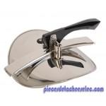 Couvercle Complet pour Autocuiseur Inox Classic 12L / Novia 9L  / Security 12L Lagostina