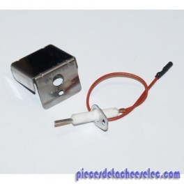 Kit Electrode + Support Fixation pour Barbecue Eldorado / Ranchero / Expert / Woody Contact Campingaz