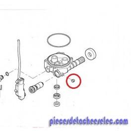 vis de culasse pour nettoyeur haute pression nilfisk nettoyeurs haute pression compact nilfisk. Black Bedroom Furniture Sets. Home Design Ideas