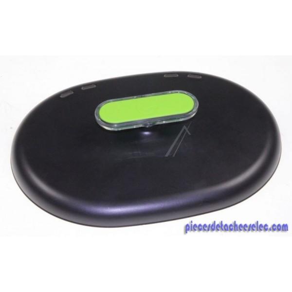 Couvercle noir pour cuiseur vapeur vitacuisine compact seb for Cuiseur vapeur seb vitacuisine