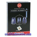 Sacs H30S Purefilt x5 pour Aspirateur Telios / Sensory Hoover