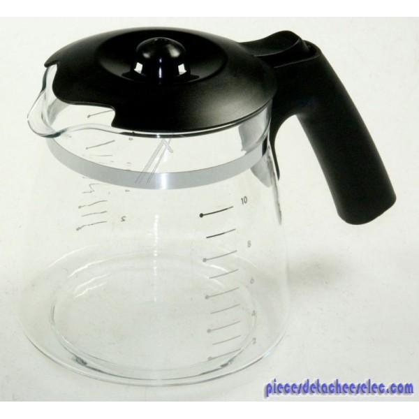 bol verseuse 10 tasses noire pour cafeti re la. Black Bedroom Furniture Sets. Home Design Ideas
