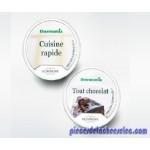 Pack Promo : Clefs Cuisine Rapide + Tout Chocolat pour Thermomix TM5 Vorwerk