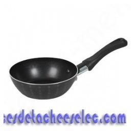 Petite Poêle Noire x6 pour Crêpières Tefal