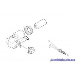 piece electrique pour nettoyeur haute pression