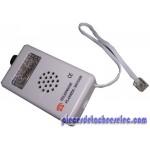 Sonnette Téléphonique Acoustique et Optique pour Amplificateur de Sonnerie