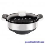 Bol Vapeur 3.7 L Complet pour Robot Multifonctions Companion / I Companion Moulinex