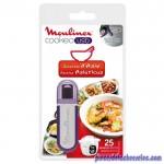 Clé USB de 25 Recettes Asie pour Cuiseur Programmable Cookeo USB 6L Moulinex