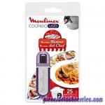 Clé USB de 25 Recettes Bistrot pour Cuiseur Programmable Cookeo USB 6L Moulinex