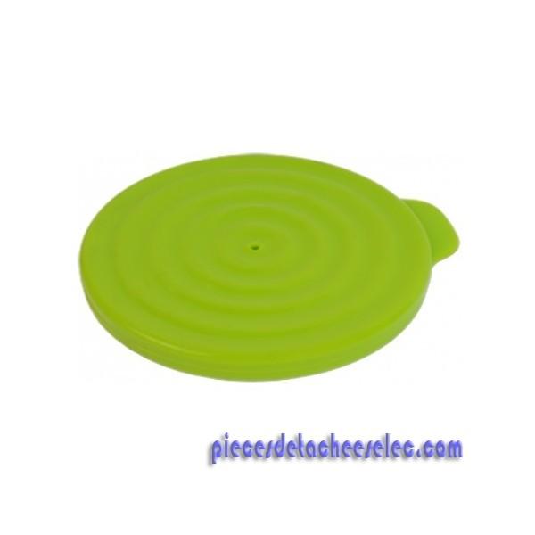 Couvercle de verre vert pour cocotte nutricook cuiseur for Cuiseur vapeur seb vitacuisine