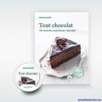 Pack Livre + Clé Recettes Tout Chocolat pour Thermomix TM5 Vorwerk