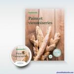 Pack Livre + Clé Recettes Pains et Viennoiseries pour Thermomix TM5 Vorwerk