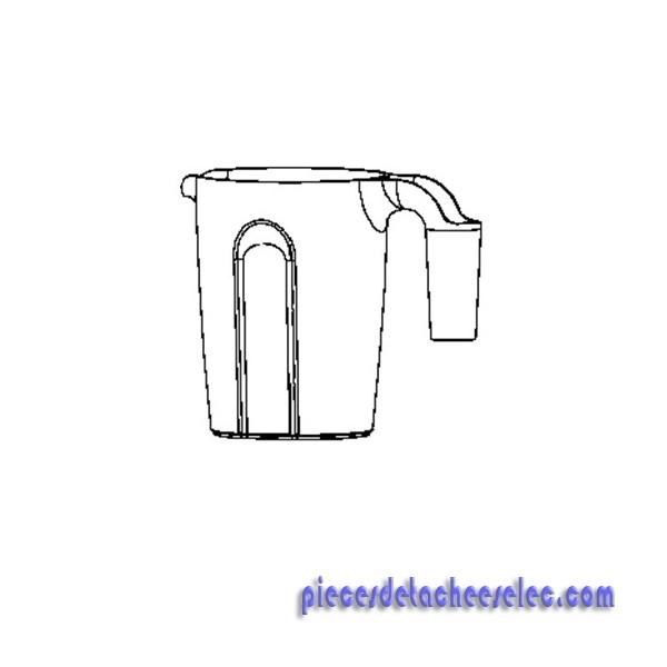 Carafe pour extracteur de jus pres infiny juice infiny juice moulinex extracteurs de jus - Moulinex extracteur de jus ...