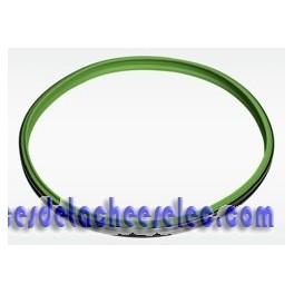 Joint de Couvercle Bi-Matière avec Lèvres en Silicone Vert pour Thermomix TM 31 Vorwerk