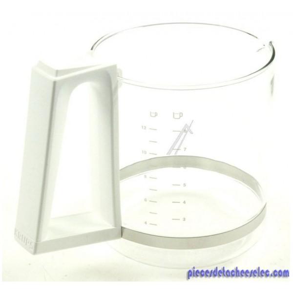 verseuse blanche pour cafeti re t8 krups cafeti res krups. Black Bedroom Furniture Sets. Home Design Ideas