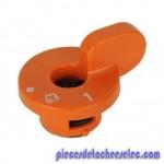 Soupape de Fonctionnement Orange pour Cocotte Clipso One 4,5L / 6L / 8L / 10L Seb